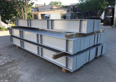 Прахово боядисване на метални конструкции (1)
